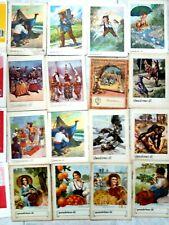 Lotto 20 quaderni anni 50-60