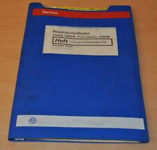 VW Polo 3 III 6N Caddy Classic 5 Gang Schaltgetriebe 02A Werkstatthandbuch