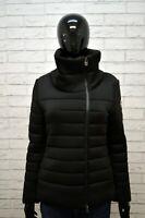 COLMAR Donna Giacca Giubbotto Nero Taglia 40 Piumino Giubbino Woman Jacket Women