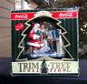 NEW Coca Cola Christmas Holiday Ornament Trim A Tree Collection Santa 1963