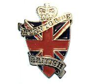 Born To Ride British Bikes Classic 1960's Motorbike Motorcycle Rocker Badge New