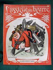 L'Assiette au Beurre #9 1901 French Satire Art -Steinlen Jossot Villon Vogel