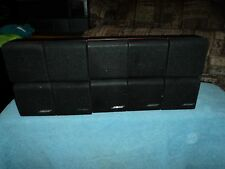5 BOSE LIFESTYLE/ACOUSTIMASS 3/6/7/8/10/12/15/18/20/V25/28/38  SPEAKERS-2 MNTS..