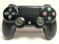 Jet Black Dualshock Wireless PS4 Controller for Playstation 4
