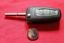 FORD Transit Custom Tourneo MK8 Replacement flip key case & battery remote kit