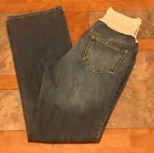 Women's OLD NAVY Boot Cut Maternity Jeans Sz 8