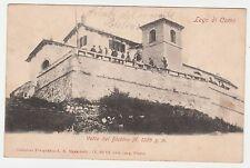 CARTOLINA LAGO DI COMO VETTA DEL BISBINO RIF. 44/C