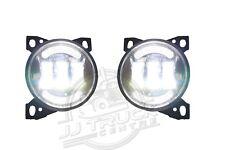 Kenworth T660 LED Fog Light  | Peterbilt 579&587Chrome | Pairs | (LH+RH) |