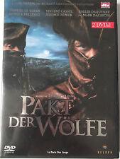 Pakt der Wölfe - Directors Cut - blutrünstige Bestie, Vincent Cassell M. Belucci