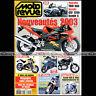 MOTO REVUE N°3530 SUZUKI GSF 1200 BANDIT GSXR 1000 YAMAHA TDM 900 SZR 660 2002