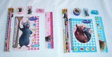 2 Ratatouille Stationery Gift Set Disney Pixar Licensed Teacher Goodies Supply