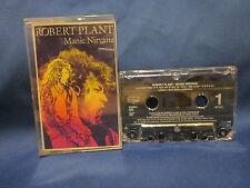 Robert Plant Manic Nirvana Cassette