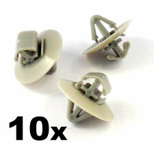 10x Clips for Renault Trafic Traffic Side Moulding / Lower Protection Door Trim