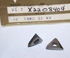 TNMC 32 NV VC7 VALENITE INSERT