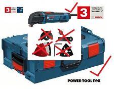 new Bosch GOP 300 SCE MultiCutter LBoxx 240V 0601230572 3165140620550 no extras