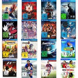 Die besten PS Vita Spiele / Zustand auswählbar