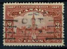Canada 1927 SG#268, 3c 60th Anniv Of Confederation Used #E84840