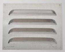 Wetterschutzgitter Aluminium  Wei�Ÿ Lüftungsgitter Abluftgitter Insektenschutz