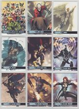 Marvel Greatest Heroes HOLOFOIL PARALLEL Single Card - 2012 - FINISH YOUR SET
