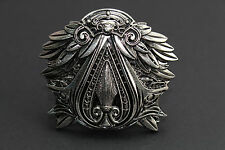 NEW ASSASSIN'S CREED THE EZIO BELT BUCKLE FULL METAL GAMING BUCKLE