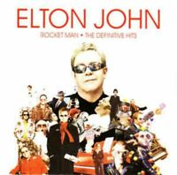 ELTON JOHN rocket man (the definitive hits) (CD, compilation, special edition)