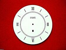 Cadran pendulette VAN CLEEF & ARPELS Clock montre dial Zifferblatt  62 mm uhr
