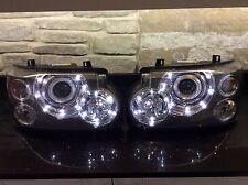 RANGE ROVER L322 VOGUE BESPOKE LED HEADLIGHTS *FIT ALL 06-09  MODELS* ERROR FREE