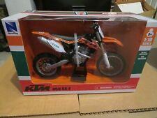 New Ray 7 Eleven  7 11 KTM 450 SX-F Dirt Racing Bike  1:10 Scale MISB