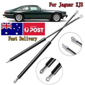 Hood Bonnet Hydraulic Strut Rod Air Lift Support For Jaguar XJS II 1986-91 2pcs
