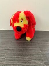 The Tweenies Doodles The Red Dog Plush Soft Toy Teddy Rare 90's BBC Hasbro