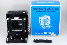 TOP MINT IN BOX Wista 45VX Field Film Camera from japan #354