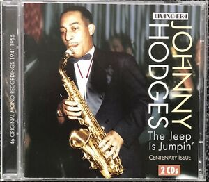 Johnny Hodges. The Jeep Is Jumpin'. Jazz CD