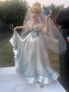Disney Showcase Cinderella Wedding Figurine