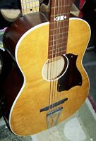 Harmony Stella Parlor Guitar Factory Second 1970's