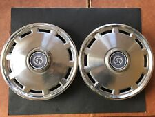 Mercury Cougar Hubcap Wheel Cover set of 2