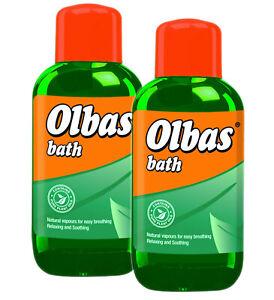 Olbas Bath 2x 250ml