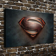 Superman S Paintings HD Print on Canvas Home Decor Wall Art Pictures Posters