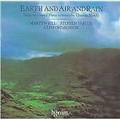 Gerald Finzi - Earth and Air and Rain (1990) new and sealed freepost