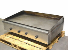 Robertshaw 48 Gas Griddle Grill 4 Burner 45 Backsplash Temp Range125f 425f