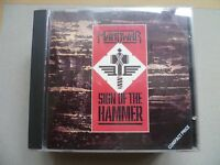 MANOWAR + 1984 + SIGN OF THE HAMMER + 1. PRESSUNG +