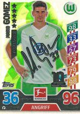 Topps Match Attax 17/18 -  389 - Mario Gomez