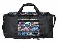 ccb271a3f8050 CHIEMSEE Sports Bag Duffle Medium Black   White