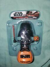 Solar Powered Dancing Star Wars Darth Vader Halloween Bobble Head