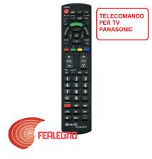 MANDO A DISTANCIA NEGRO SOLO PARA TV PANASONIC LCD DEL PLASMA TELEVISIÓN