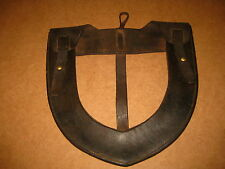 WW1 PORTUGUESE CEP 1916 INFANTRY TRENCH WAGON SHOVEL LEATHER COVER POUCH RARE