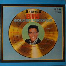 "Elvis Presley - Golden Records Volume 3 12 "" LP (o11)"