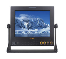 """Lilliput 969A/S 9.7"""" LED Field Monitor 1024x768 Dual HDMI, YPbPr, 3G-SDI Imput"""