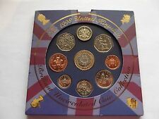 Royal Mint B/U 1998 Coin Collection  -    Rare £1 Coin                 {REDUCED}