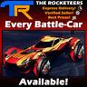 [PS4/PSN] Rocket League Every Default Battle-Car FENNEC ZSR GT SENTINEL GP etc.