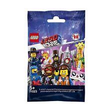 LEGO® Movie 2 Blind Bag Mini Figure 71023 4 Blind Bags NEW IN STOCK (4 Figures)
